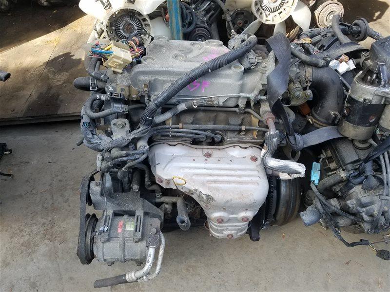 Двигатель Mazda Bongo Friendee SGEW FE 488466 (б/у)