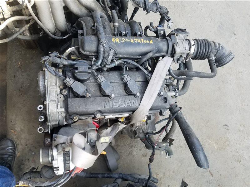 Двигатель Nissan X-Trail T30 QR20DE 474700A (б/у)