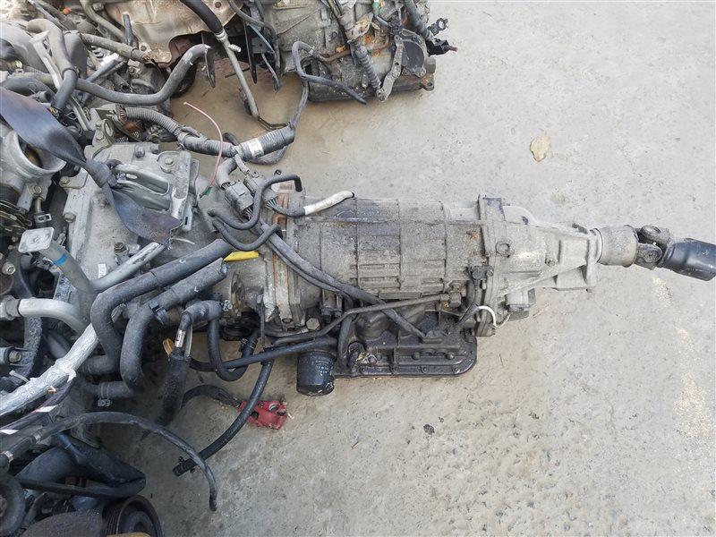 Акпп Subaru Outback BP9 EJ254 B687101 (б/у)