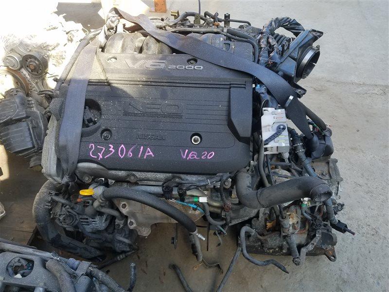 Двигатель Nissan Cefiro A33 VQ20DE 273061A (б/у)