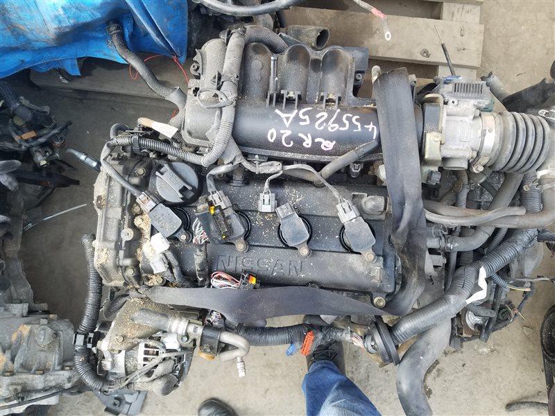Двигатель Nissan Primera TP12 QR20DE 455925A (б/у)