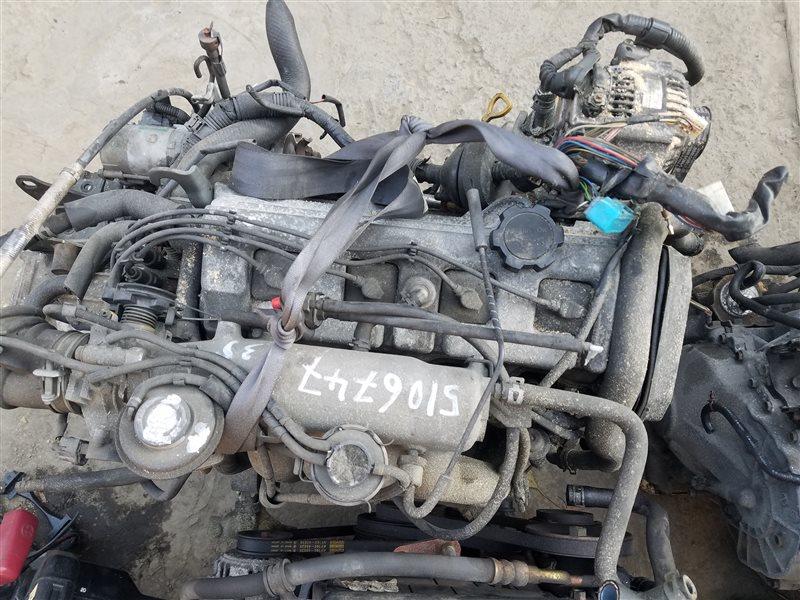 Двигатель Toyota Nadia SXN10 3S-FE 5106747 (б/у)