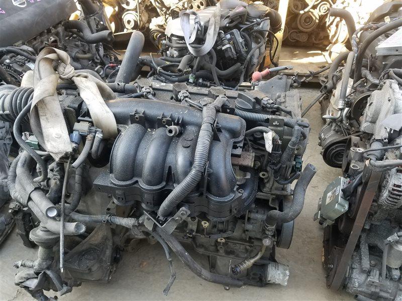 Двигатель Nissan X-Trail T30 QR20DE 447515A (б/у)