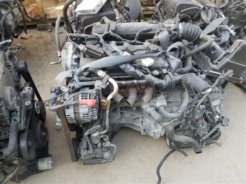 Двигатель Nissan X-Trail T30 QR20DE 568069A (б/у)