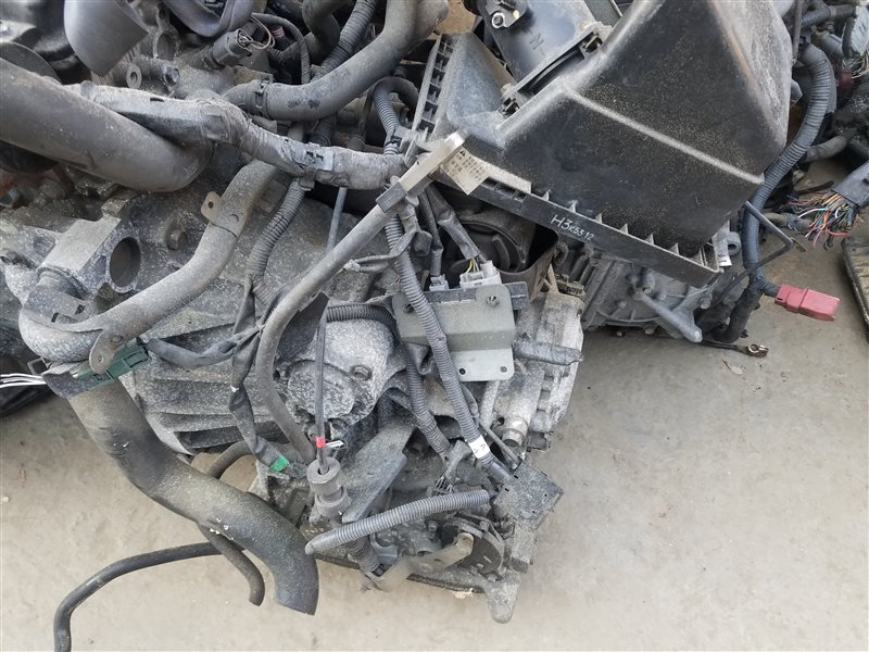 Акпп Nissan X-Trail T30 QR20DE 568069A (б/у)