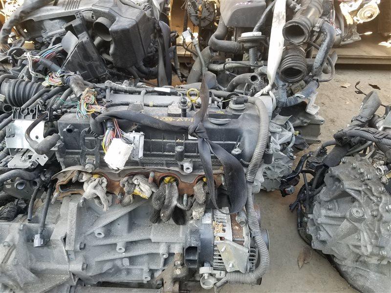 Двигатель Mazda Atenza GHEFW LF-VE 10759754 (б/у)