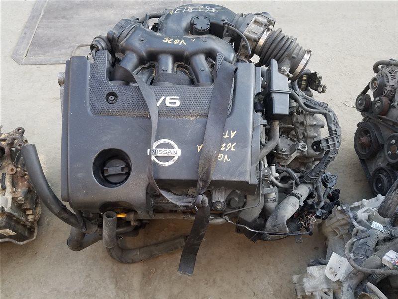 Двигатель Nissan Teana J32 VQ25DE 362807A (б/у)