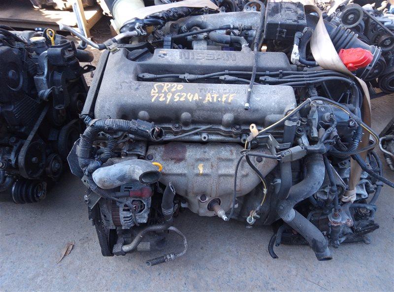 Двигатель Nissan Primera HP11 SR20DE 729524A (б/у)