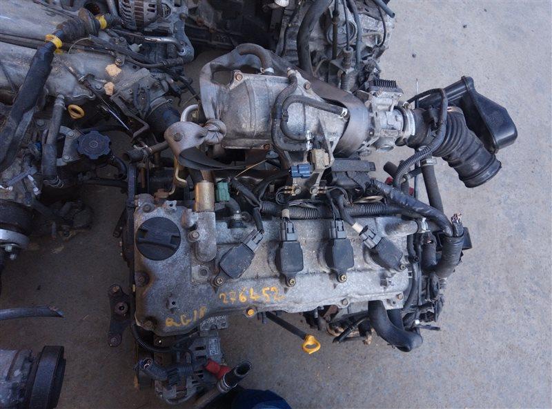 Двигатель Nissan Ad VHNY11 QG18DE 276452 (б/у)