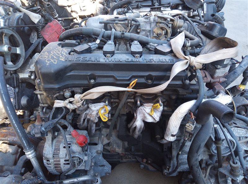Двигатель Nissan Bluebird Sylphy QG10 QG18DE 878620 (б/у)