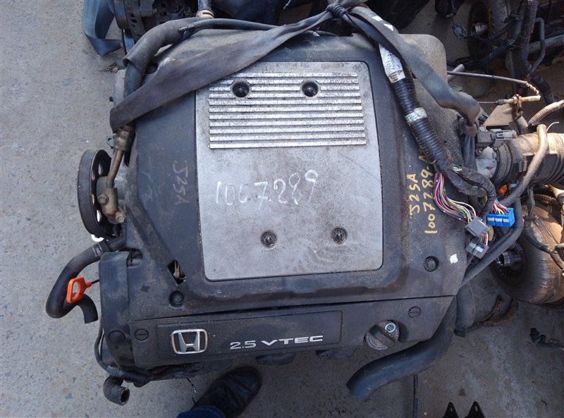 Двигатель Honda Inspire UA4 J25A 1007289 (б/у)