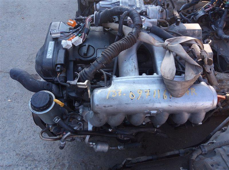 Двигатель Toyota Progres JCG10 1JZ-GE 0971161 (б/у)