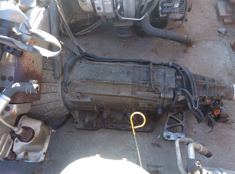 Акпп Nissan Cedric HY34 VQ30DET 638331A (б/у)