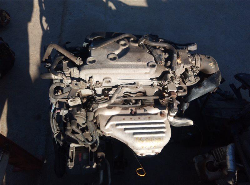 Двигатель Mazda Bongo Friendee SGEW FE 504591 (б/у)