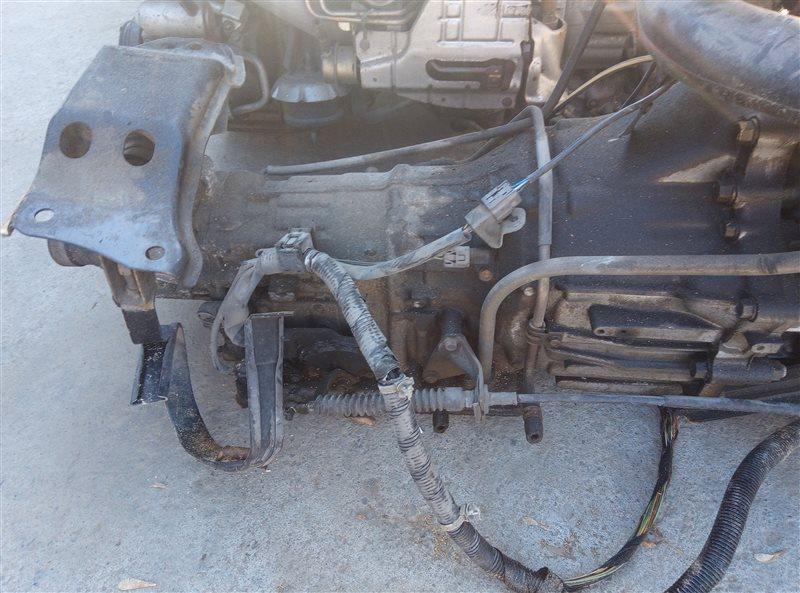 Акпп Mazda Bongo Friendee SGEW FE 504591 (б/у)
