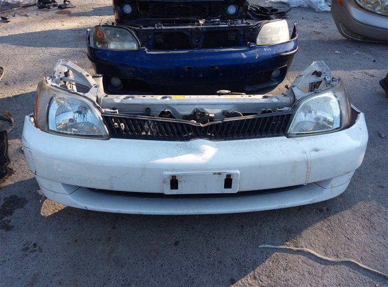 Nose cut Toyota Platz SCP11 1SZ-FE (б/у)