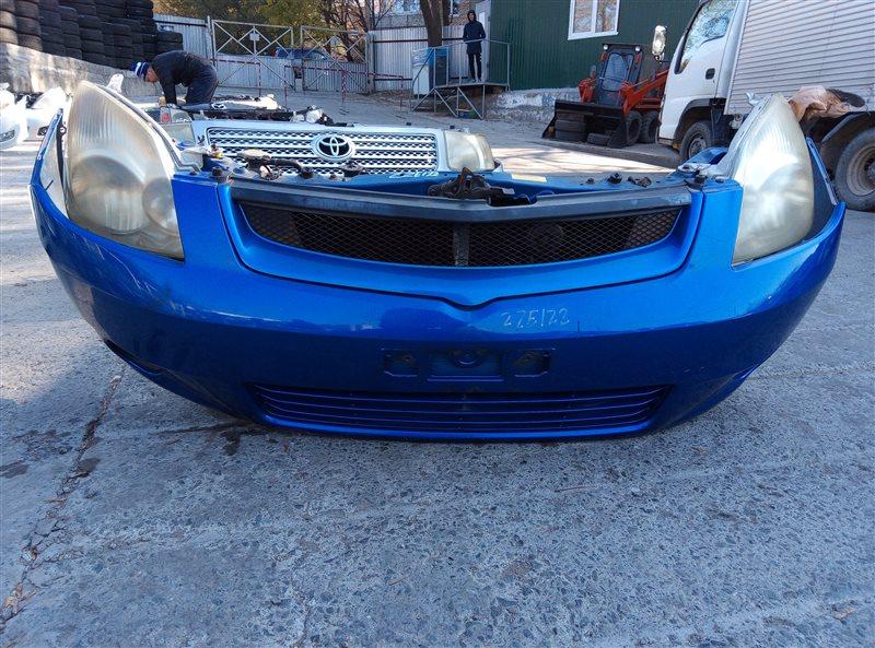 Nose cut Toyota Corolla Spacio ZZE122 1ZZ-FE (б/у)