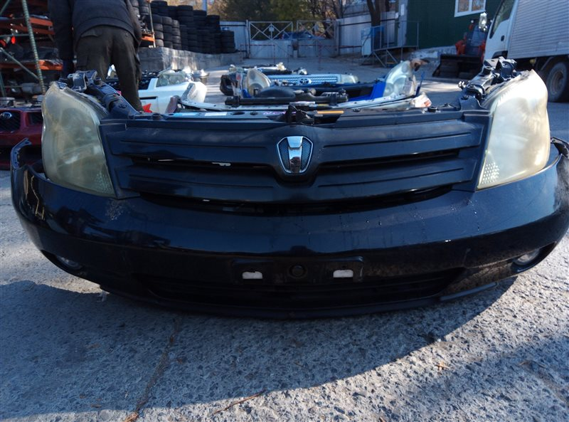 Nose cut Toyota Ist NCP61 1NZ-FE (б/у)
