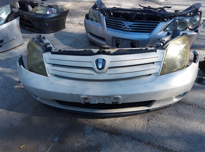 Nose cut Toyota Ist NCP60 2NZ-FE (б/у)