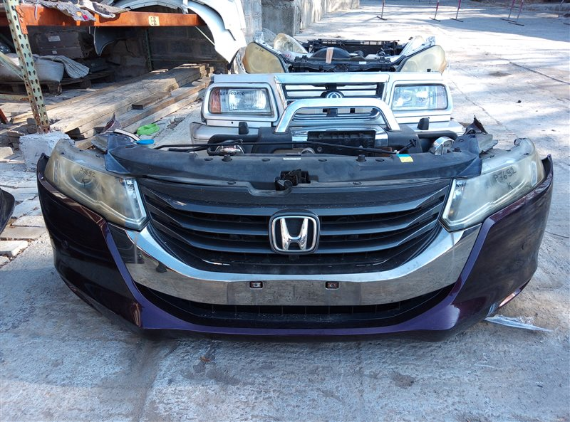 Nose cut Honda Odyssey RB3 K24A (б/у)