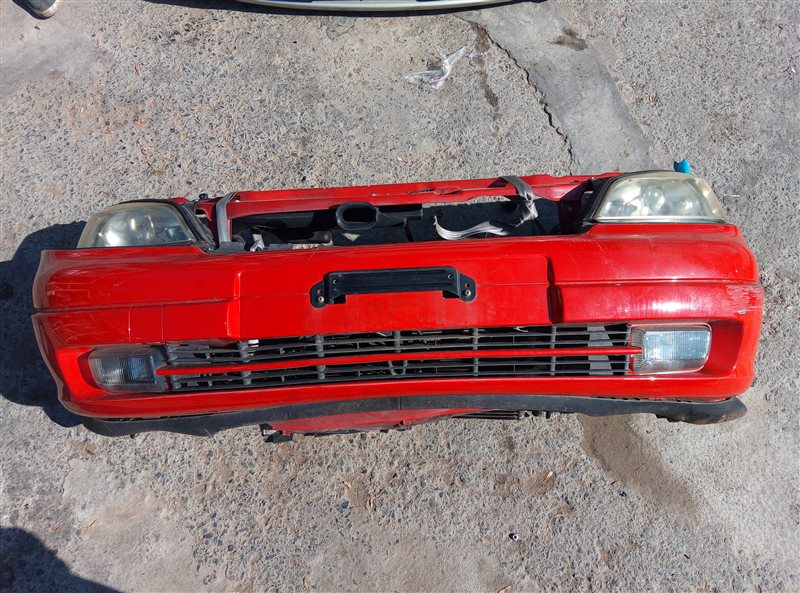 Nose cut Opel Astra G X18XE1 (б/у)