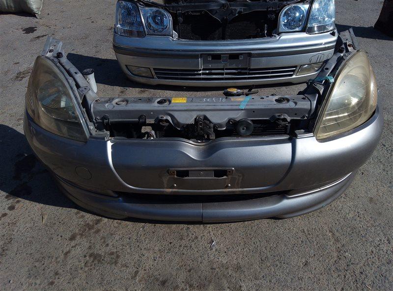 Nose cut Toyota Vitz SCP10 1SZ-FE (б/у)
