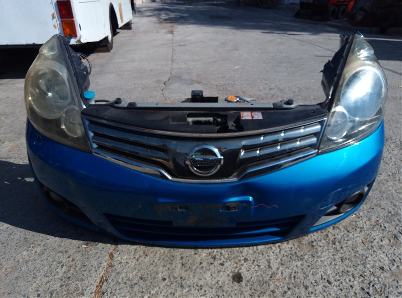 Nose cut Nissan Note E11 HR15DE (б/у)