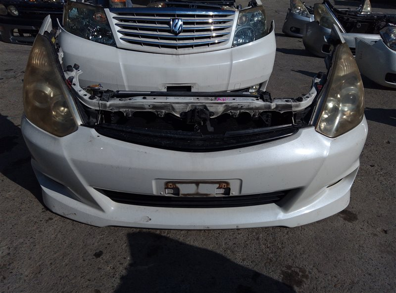 Nose cut Toyota Wish ANE11 1AZ-FSE (б/у)