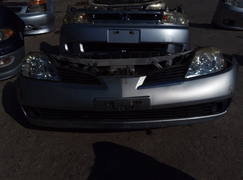 Nose cut Nissan Primera WTP12 QR20DE (б/у)