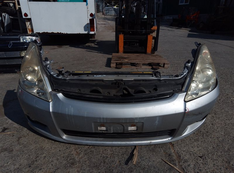 Nose cut Toyota Wish ZNE10 1ZZ-FE (б/у)