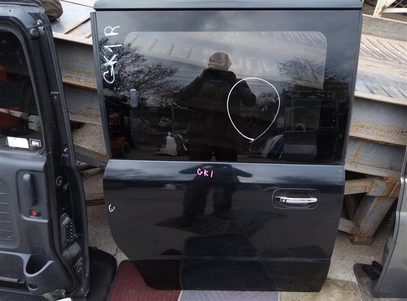 Дверь Honda Mobilio Spike GK1 задняя правая (б/у)
