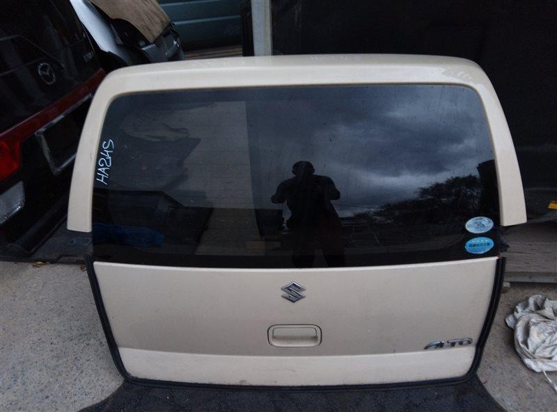 Дверь 5-я Suzuki Alto HA24S (б/у)