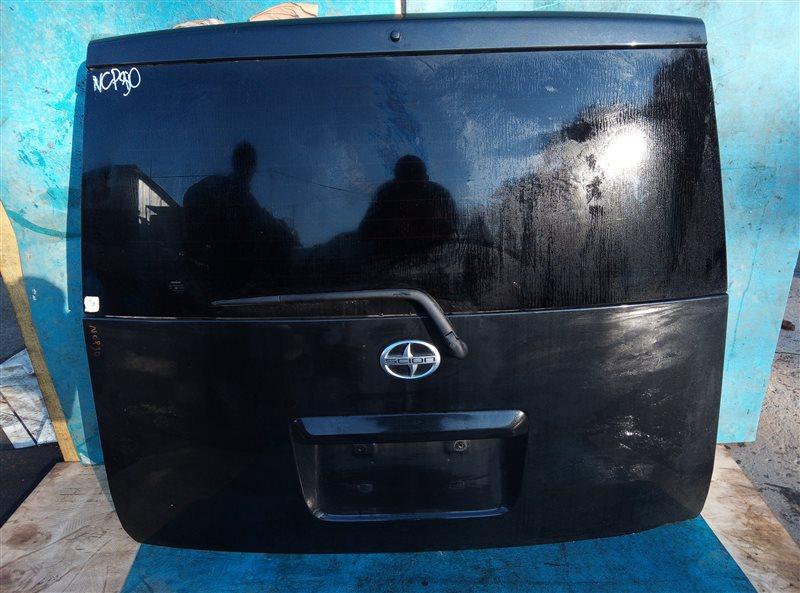 Дверь 5-я Toyota Bb NCP30 (б/у)