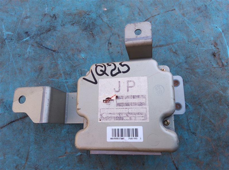 Блок переключения кпп Nissan Teana J31 VQ23DE (б/у)