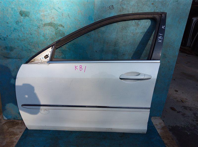Дверь Honda Legend KB1 передняя левая (б/у)