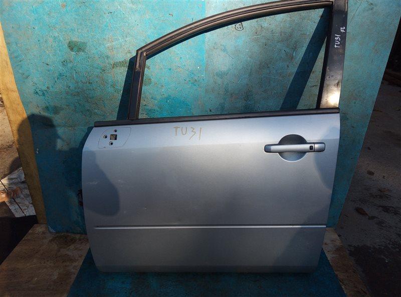 Дверь Nissan Presage TU31 передняя левая (б/у)