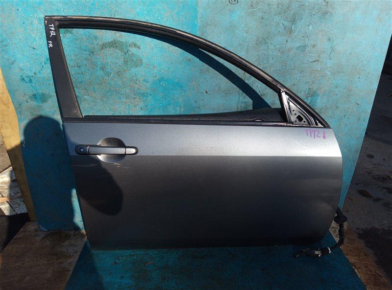 Дверь Nissan Primera TP12 передняя правая (б/у)