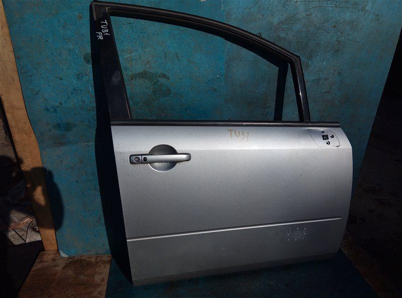 Дверь Nissan Presage TU31 передняя правая (б/у)
