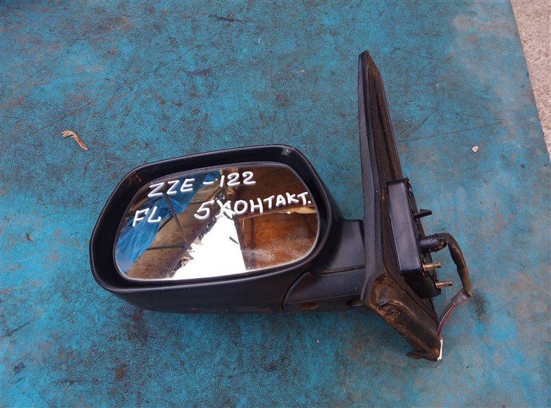 Зеркало Toyota Corolla Spacio ZZE122 переднее левое (б/у)