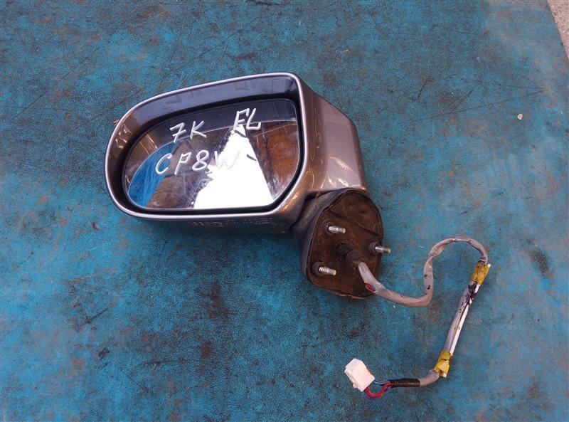 Зеркало Mazda Premacy CP8W переднее левое (б/у)