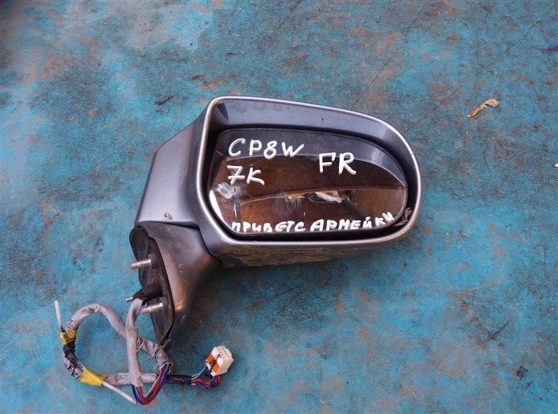 Зеркало Mazda Premacy CP8W переднее правое (б/у)