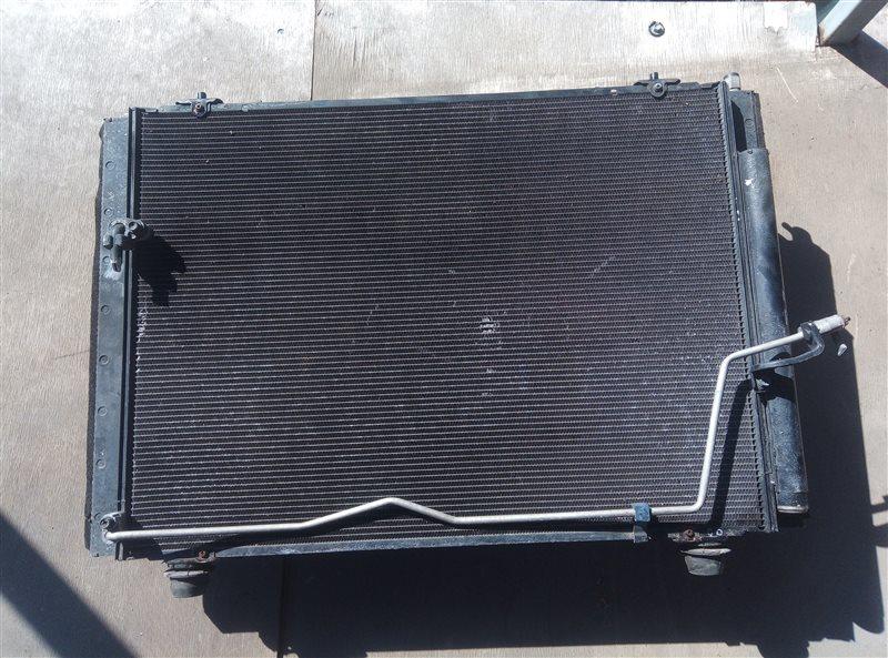 Радиатор основной Toyota Alphard ANH10 2AZ-FE (б/у)