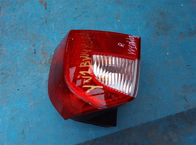 Стоп-сигнал Volvo V70 задний правый (б/у)