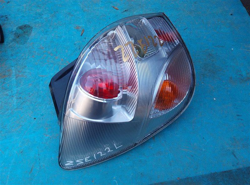 Стоп-сигнал Toyota Corolla Spacio ZZE122 задний (б/у)