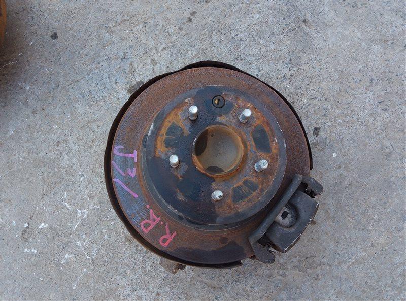 Ступица Nissan Teana J31 VQ23DE задняя правая (б/у)