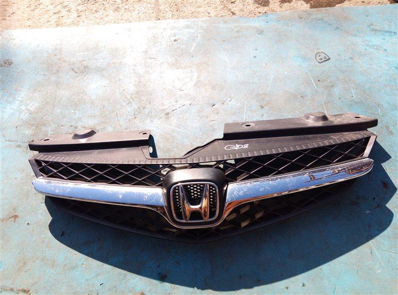 Решетка радиатора Honda Fit Aria GD8 (б/у)