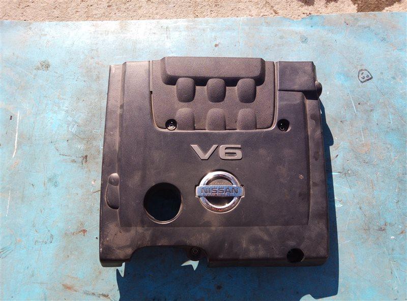Декоративная крышка двс Nissan Teana J31 VQ23DE (б/у)