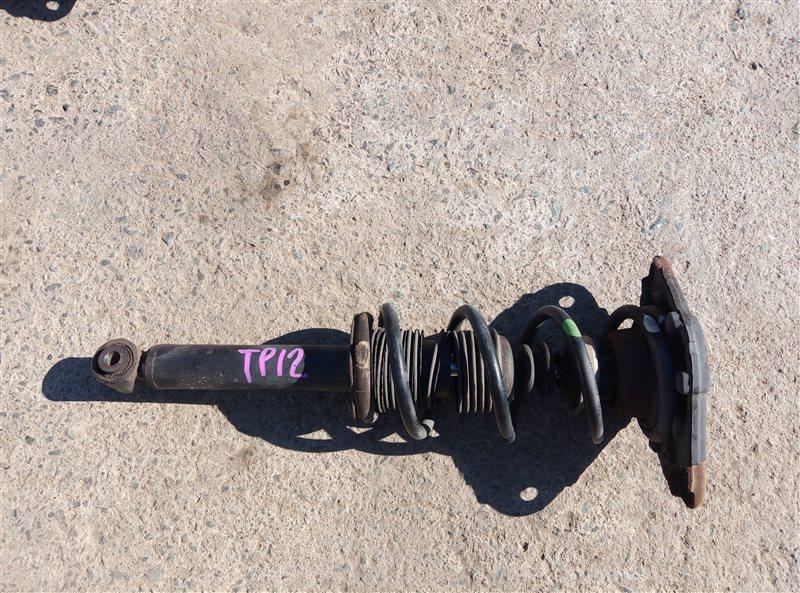 Стойка Nissan Primera TP12 QR20DE задняя правая (б/у)