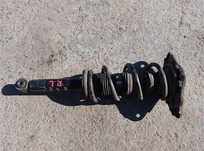 Стойка Nissan Primera TP12 QR20DE задняя левая (б/у)