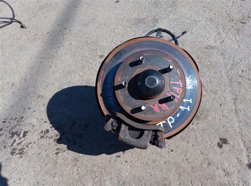 Ступица Nissan Primera TP12 QR20DE задняя правая (б/у)